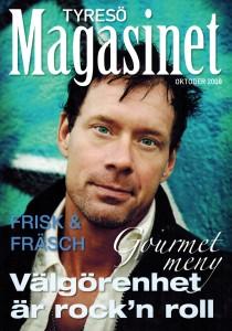 Tyresömagasinet Oktober 2008