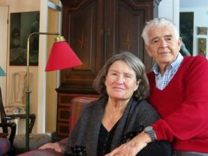 Maritta och Carl Wahren 2, dec 2012