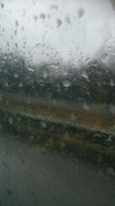 Regn på ruta