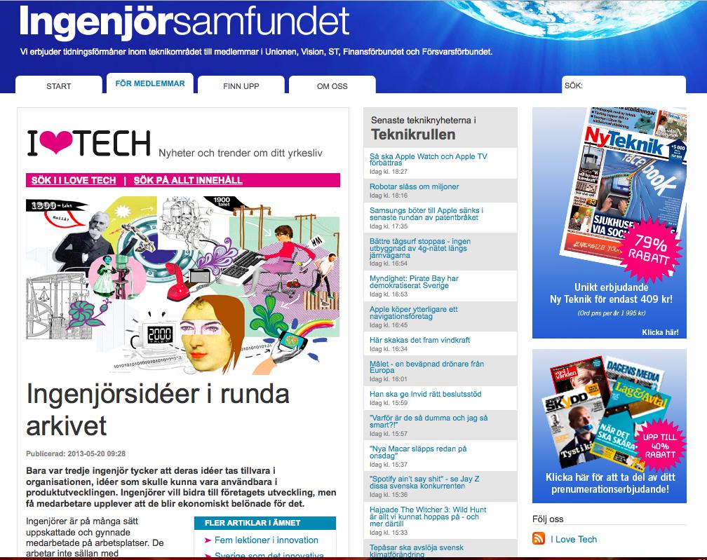 Ingenjörsidéer i runda arkivet - www.ingenjorsamfundet.se 2015-05-18 19-45-08